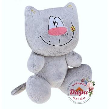 Игрушка мягкая «Кот» (Арт.И001) (И001) фото 1