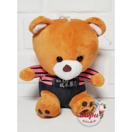 Игрушка мягкая «Медведь в штанах» (И003)