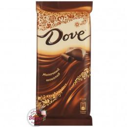 Сладкий подарок «Молочный шоколад Dove» (СП005)